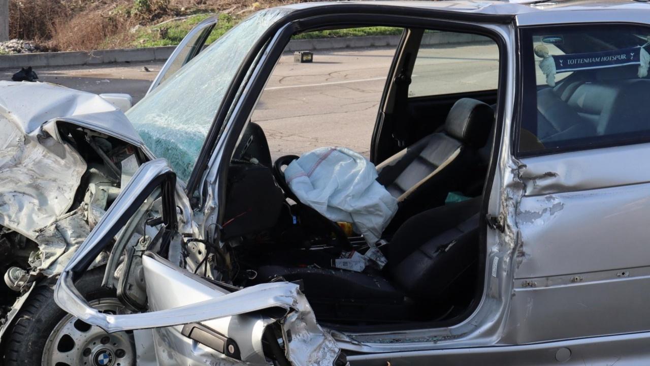 Млада жена е пострада при пътно меле в Буйновци