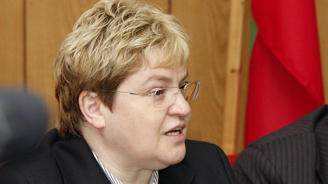 Миглена Тачева е избрана за директор на Националния институт на правосъдието
