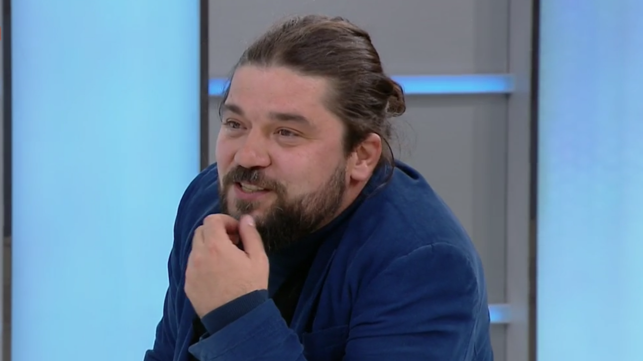 Страхил Делийски: Новият популист Трифонов победи аналоговия популист Борисов