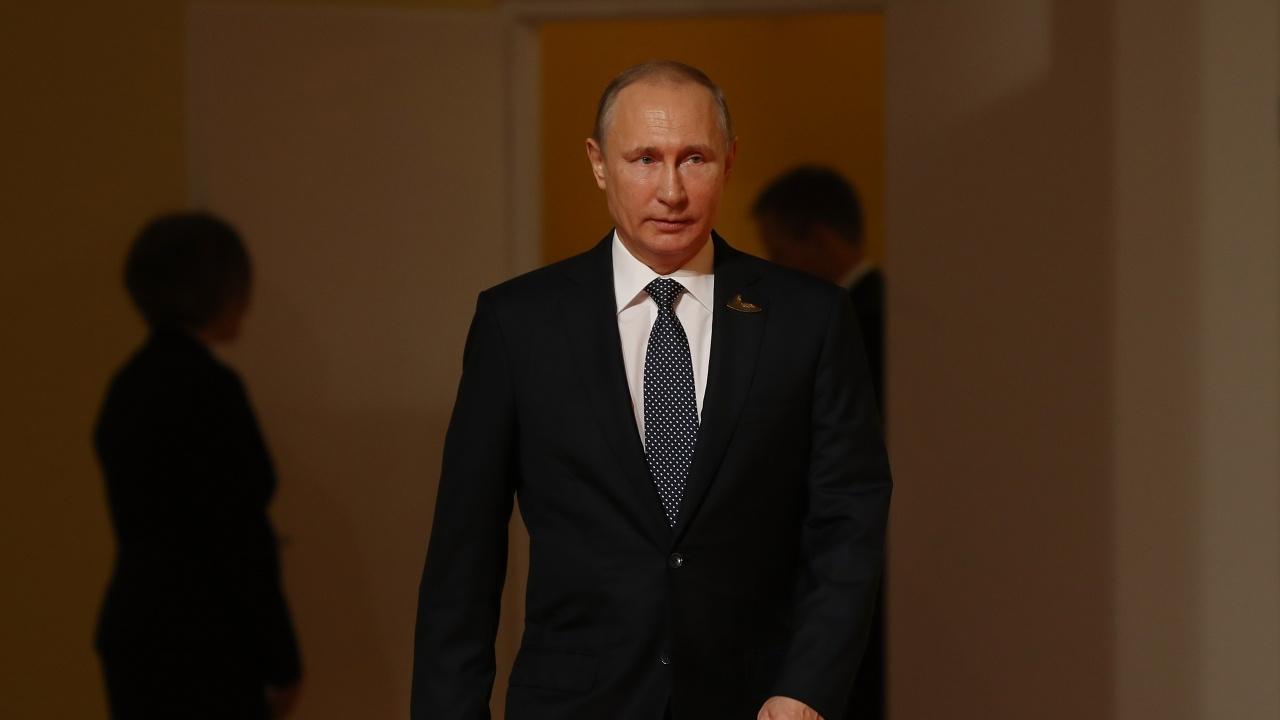 Путин подписа указа, позволяващ му да се кандидатира още два пъти за президент