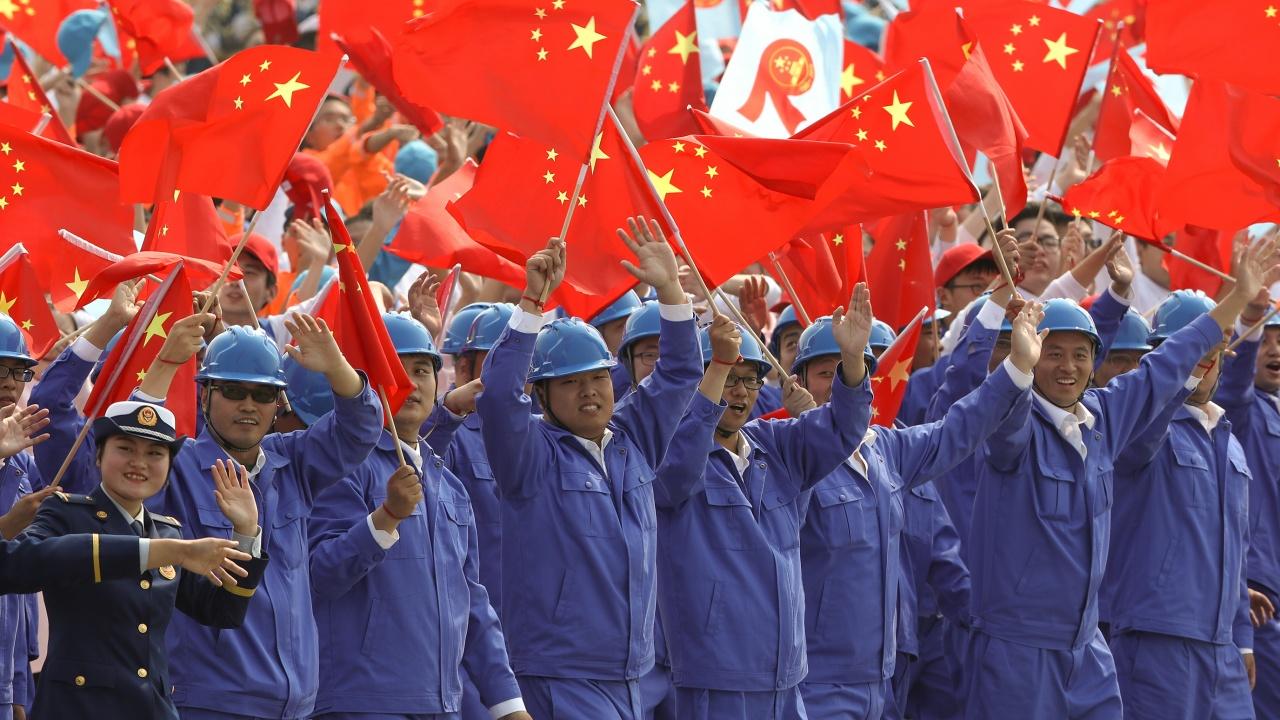 Китай създава празнична атмосфера