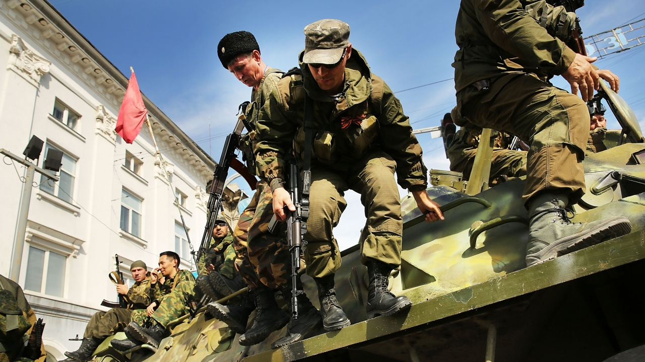 Киев: Проруски сепаратисти убиха наши войници