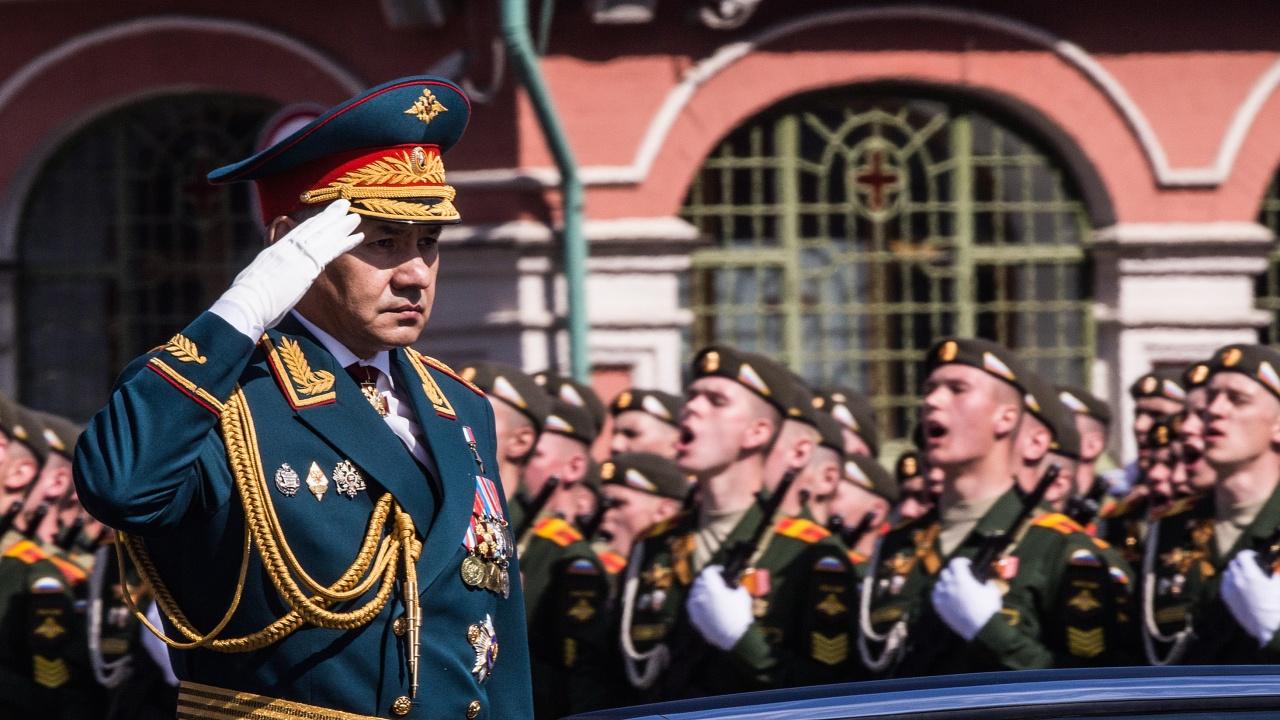 В Русия казаха как върви подготовката за парада на 9 май