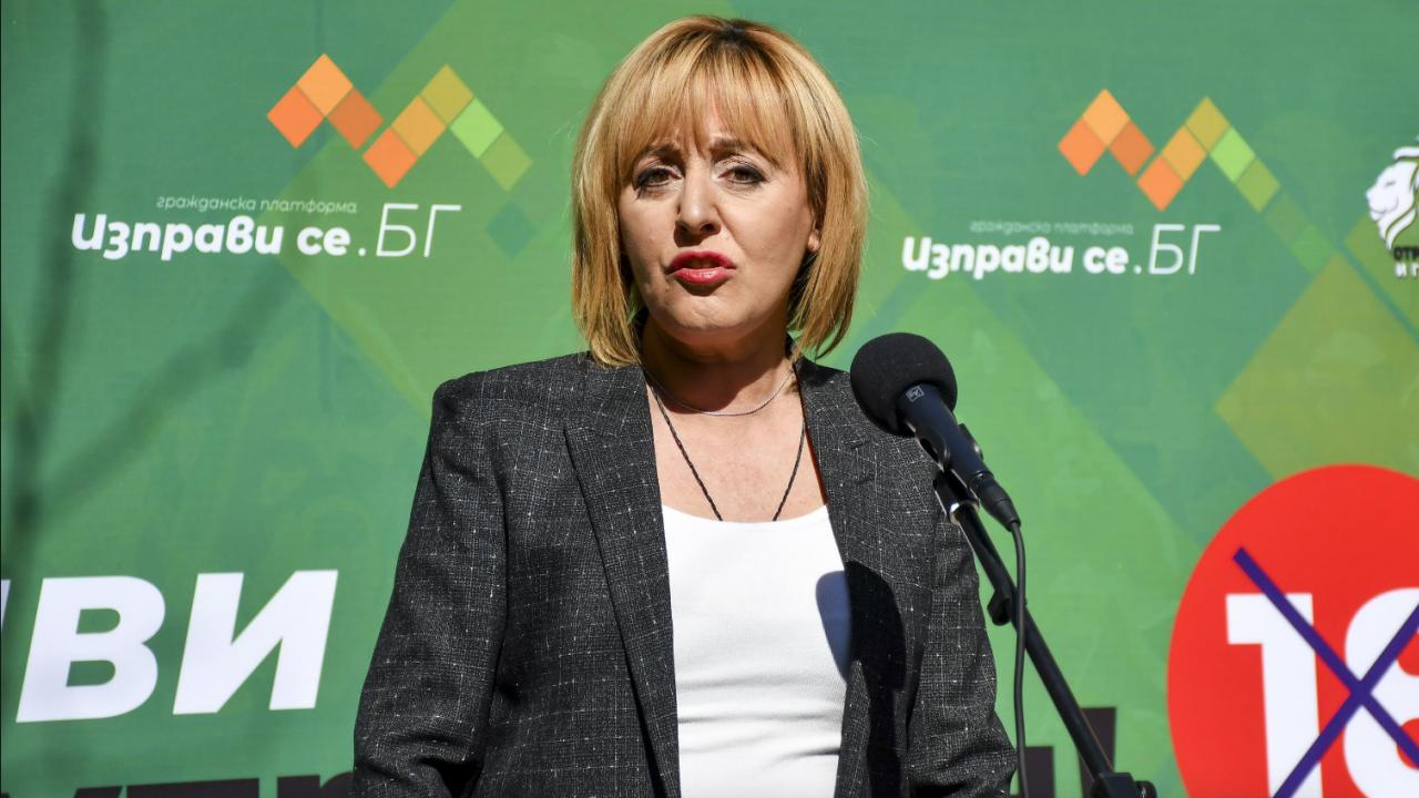 """Платформата """"Лъжеш ли"""": Мая Манолова е лидер по неверни твърдения в предизборната кампания"""