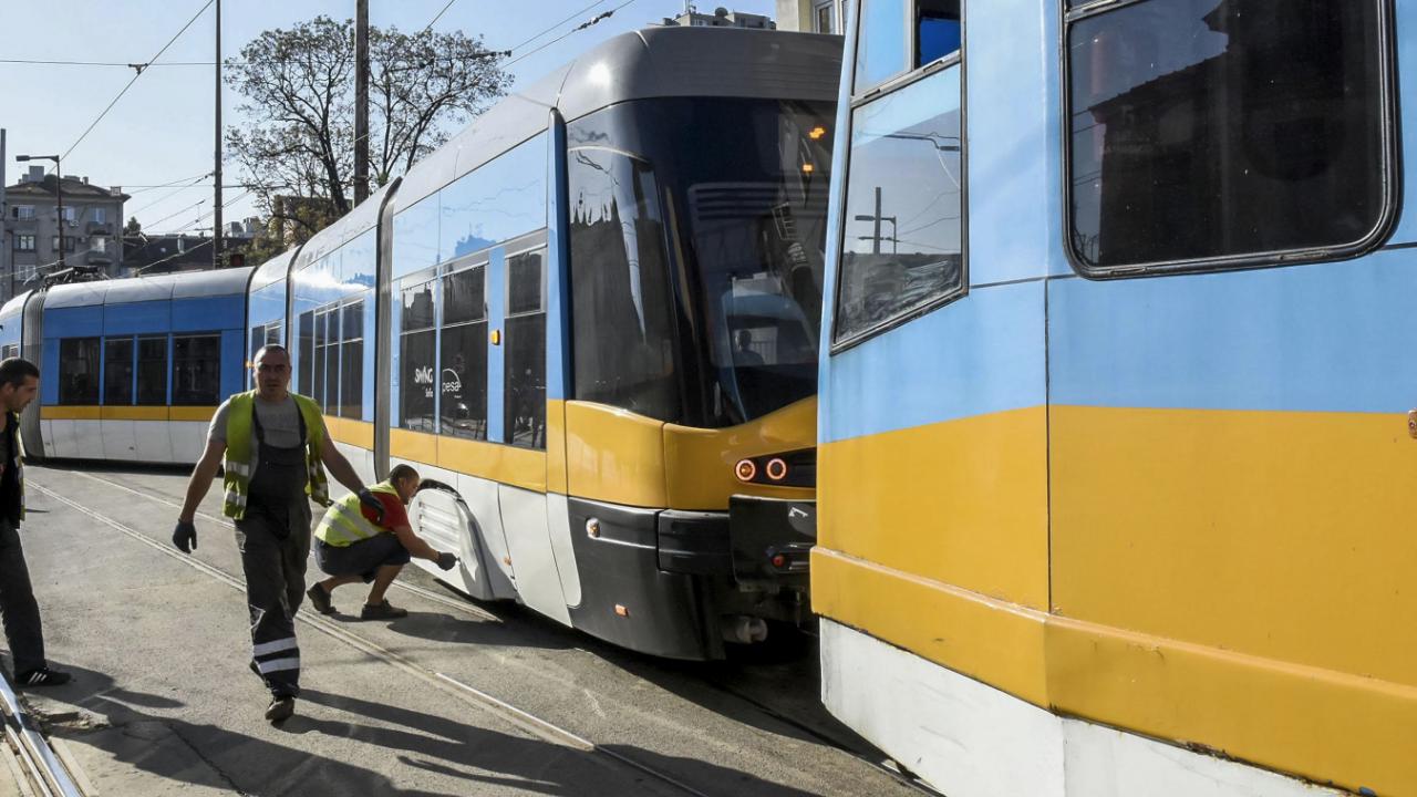 """Започва реконструкцията на трамвайната линия по бул. """"Цар БорисIII"""""""