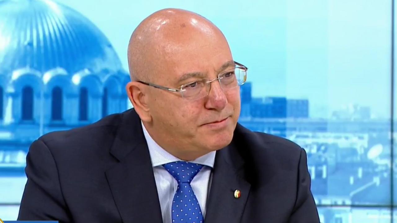 Емил Димитров: Да му е честито на президента, ако има предсрочни избори