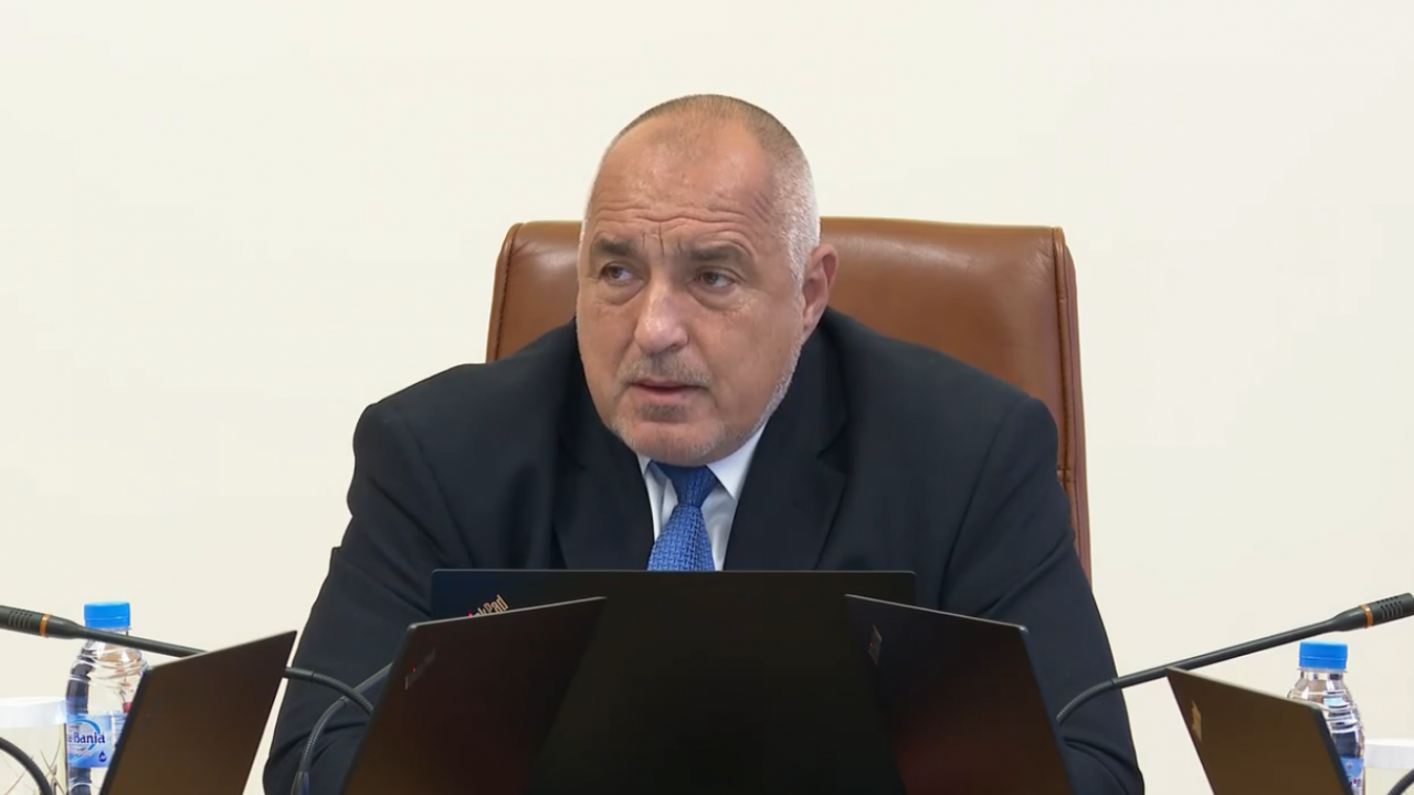 Борисов разкри ходовете си за съставяне на новото правителство