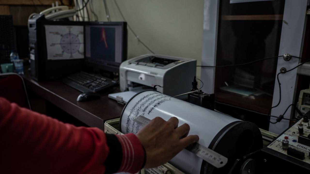 Земетресение разлюля Източна Турция