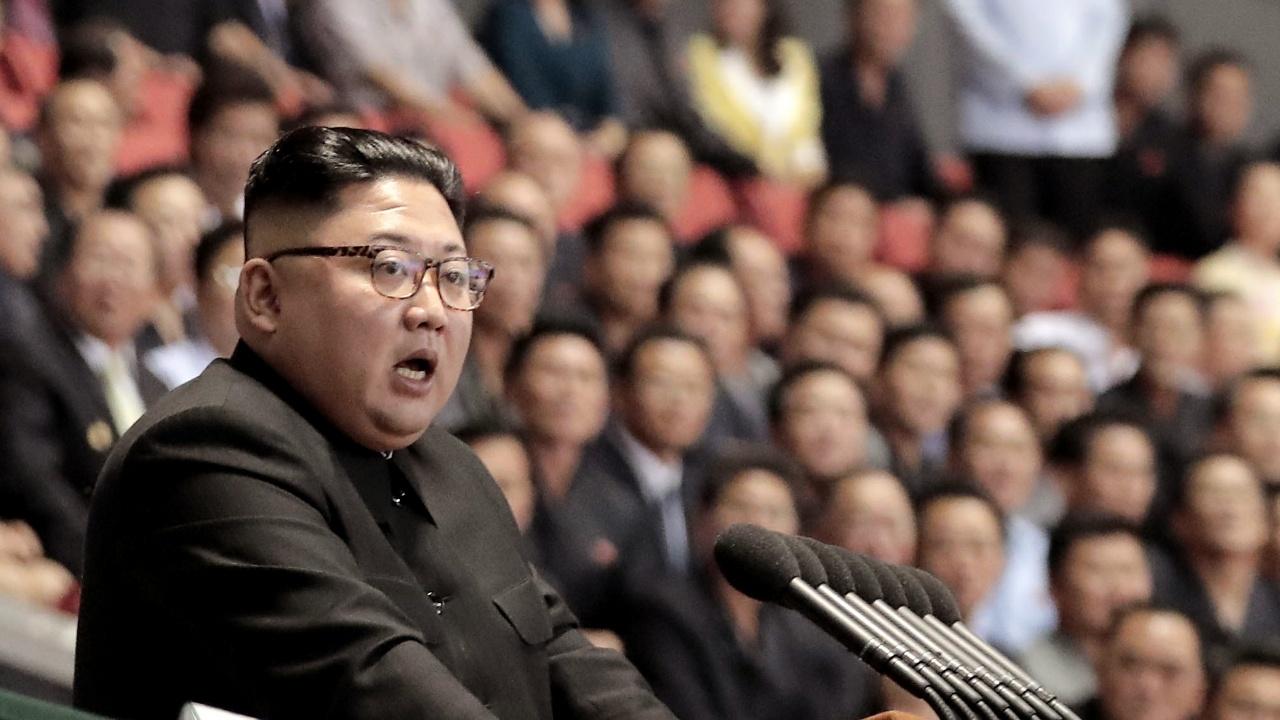 Рядко виждано: Ким Чен-ун призна, че Северна Корея е пред бедствие