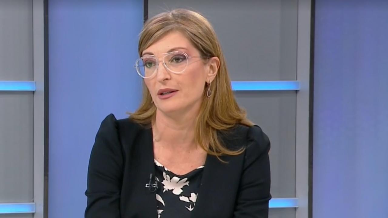 Екатерина Захариева: От ГЕРБ ще предложим кабинет, без Борисов да е премиер