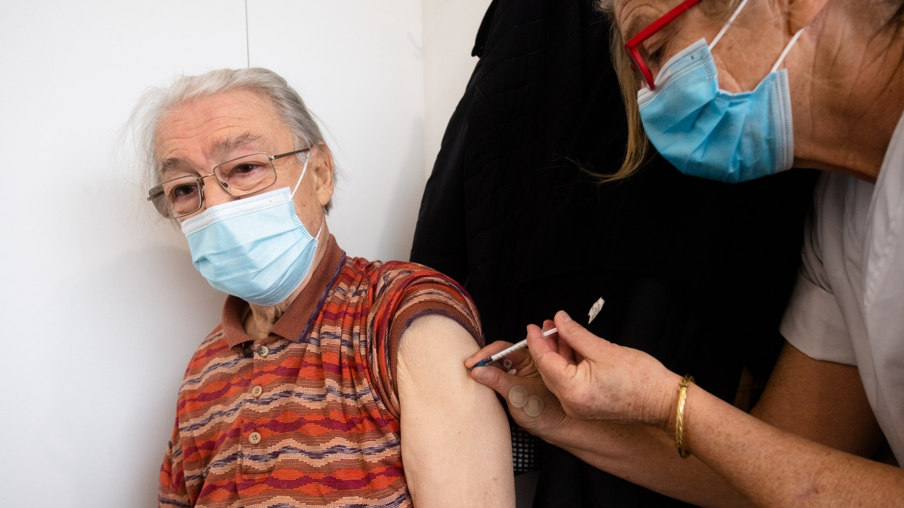 Белгия ще поставя ваксината на АстраЗенека на лица на възраст над 55 години