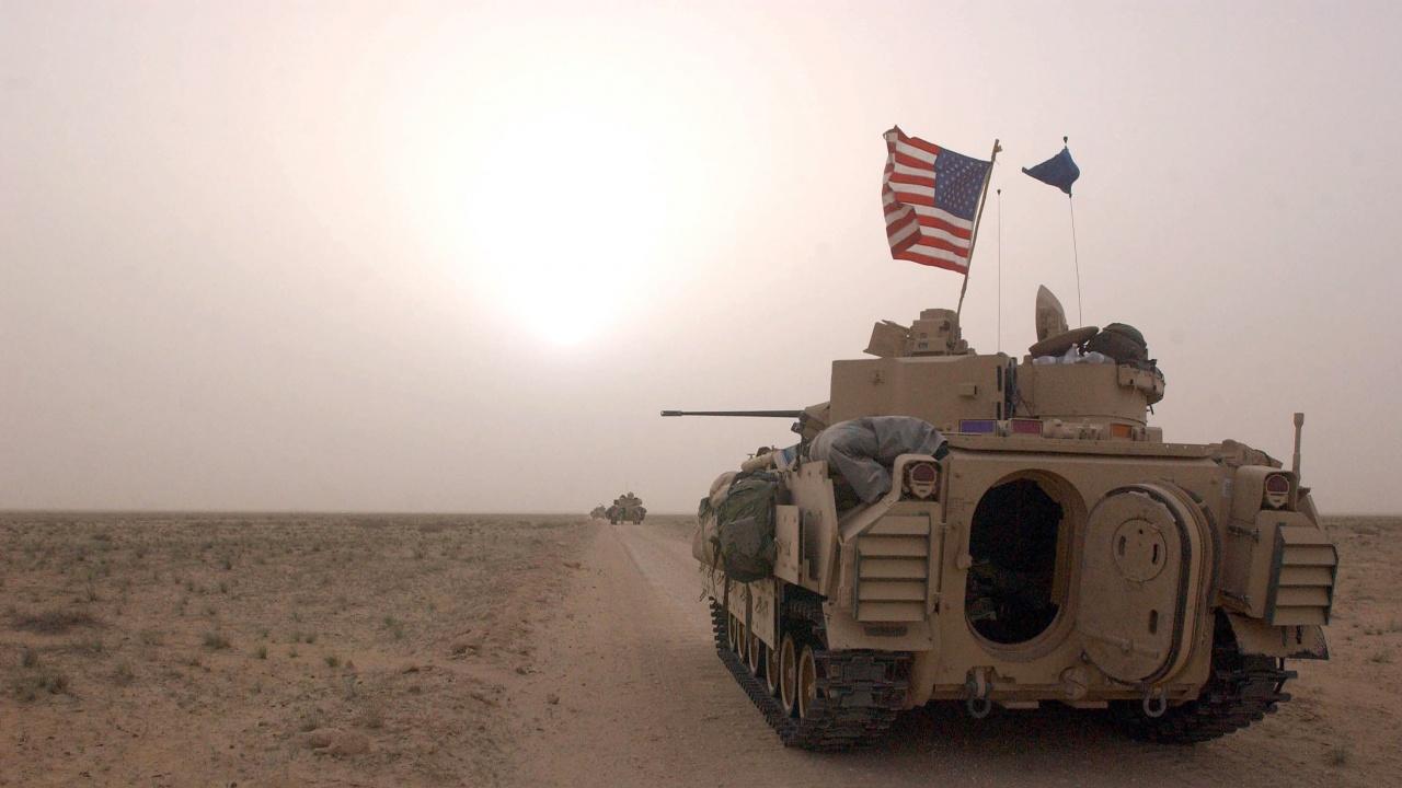 САЩ ще изтегли бойните си части от Ирак