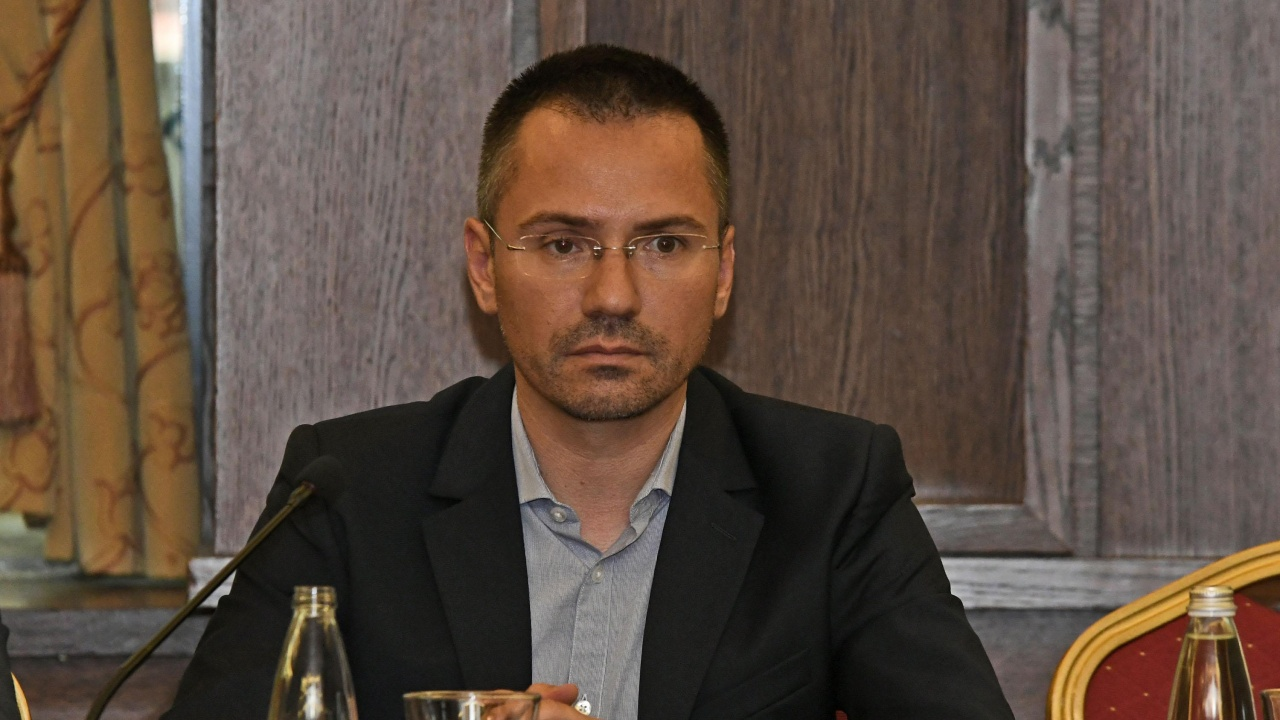 Ангел Джамбазки: За ВМРО не е драма, че не е в парламента