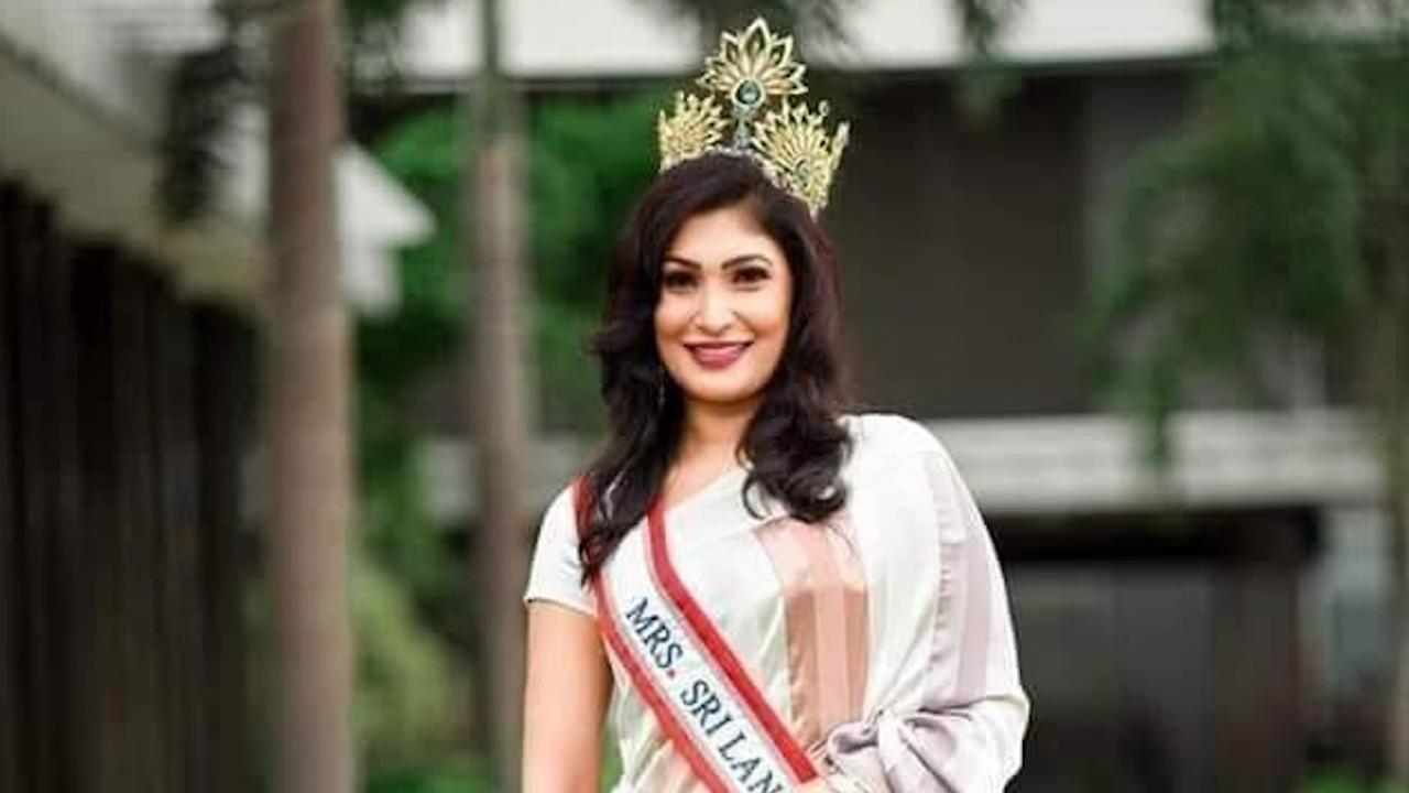 Мисис Шри Ланка получи и загуби короната в рамките на няколко минути