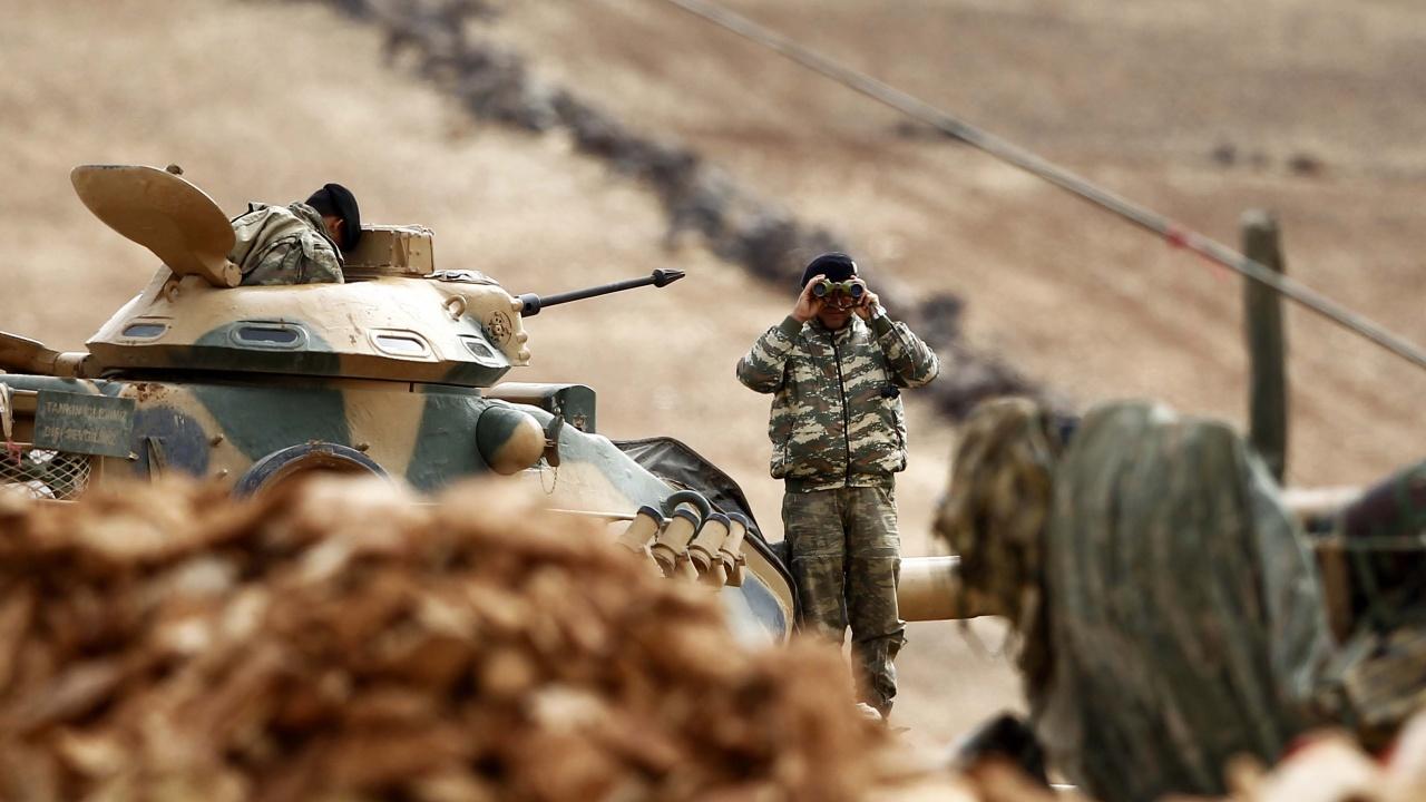 Азербайджан и Турция започнаха общи военни учения на азербайджанска територия
