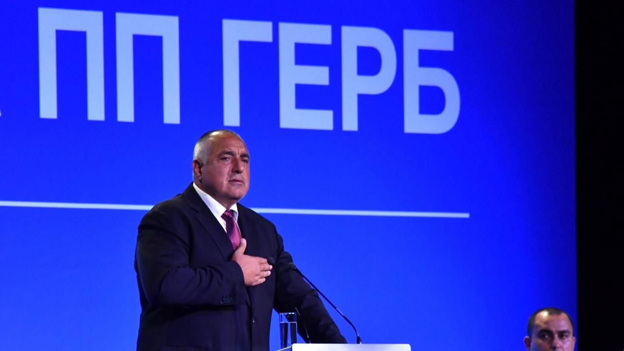 Борисов с пет варианта за шеф на ПГ на ГЕРБ
