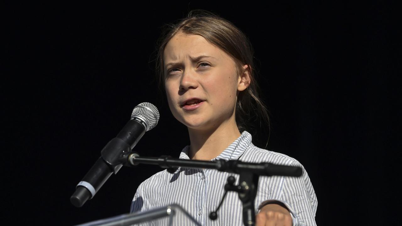 Грета Тунберг няма да присъства на форум за климата заради неравния достъп до ваксини