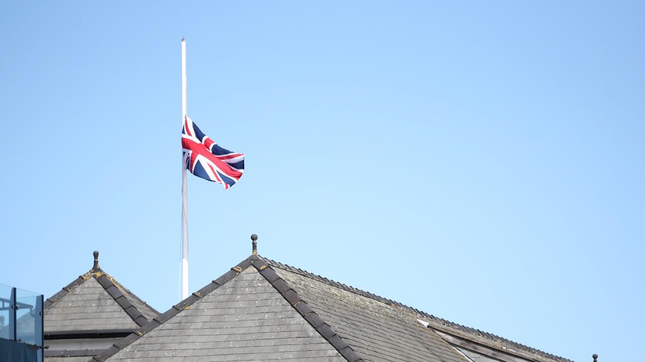 Британия скърби за принц Филип