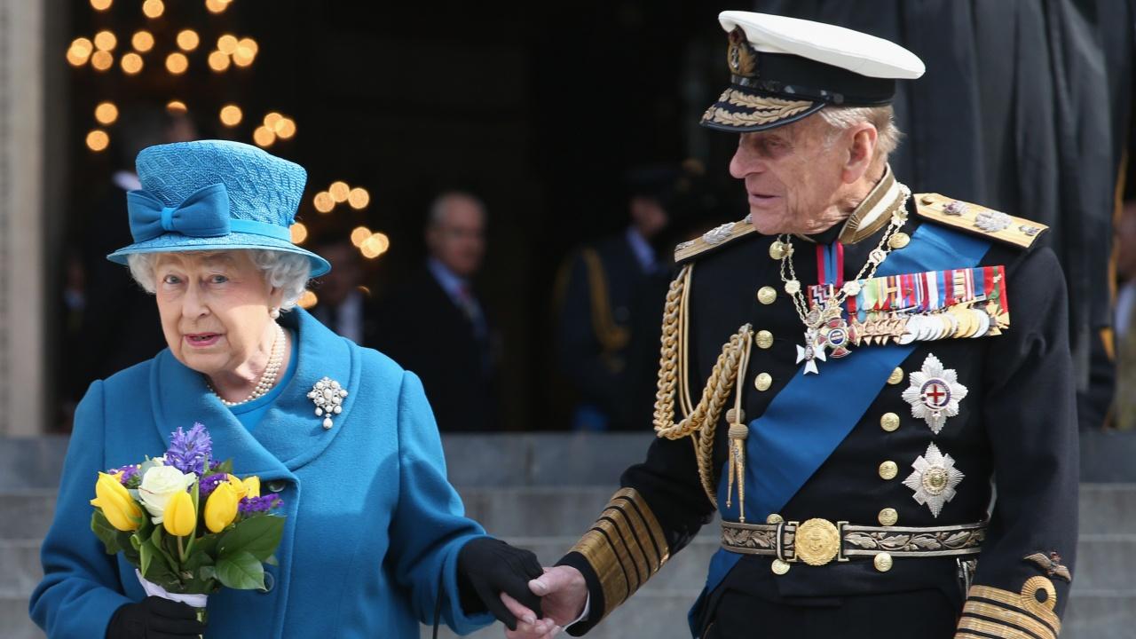 """Принц Филип - мъжът, когото кралица Елизабет наричаше своя """"сила и опора"""""""
