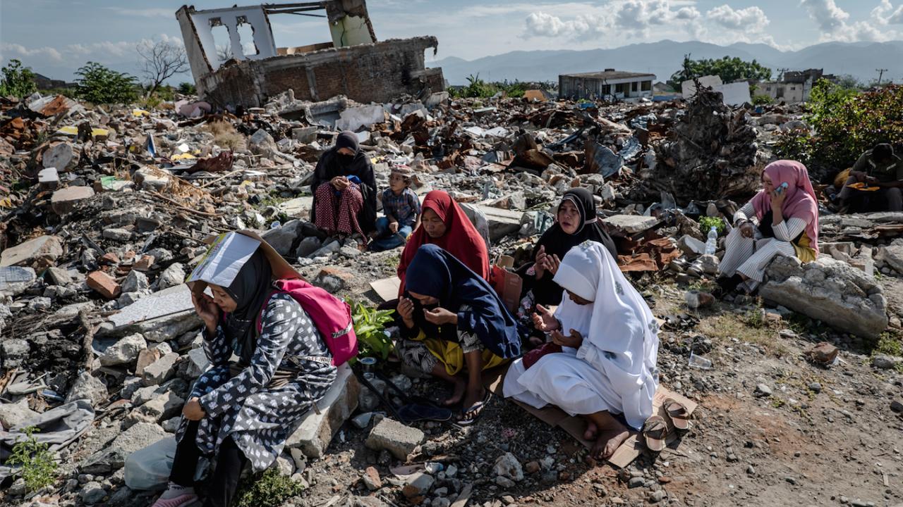 Един човек загина при земетресение в Индонезия