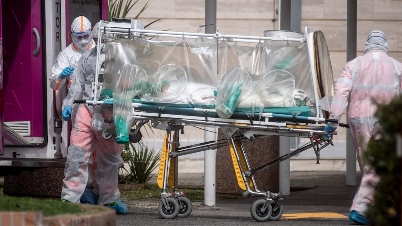 По-малко починали от COVID-19 в Италия за последното денонощие