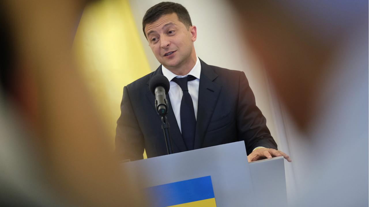 Позициите на Киев и Анкара по заплахите в региона на Черно море съвпадат, обяви Зеленски