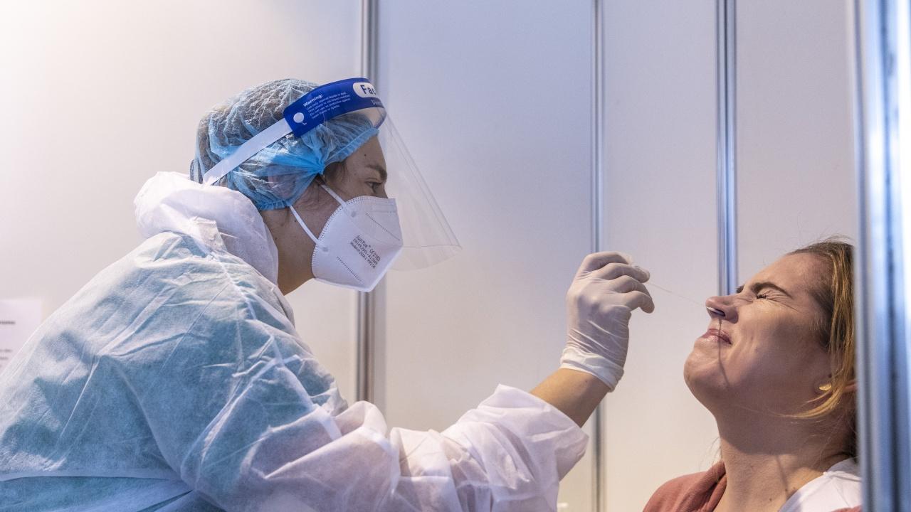 Спад в броя на болните от ковид в интензивни отделения