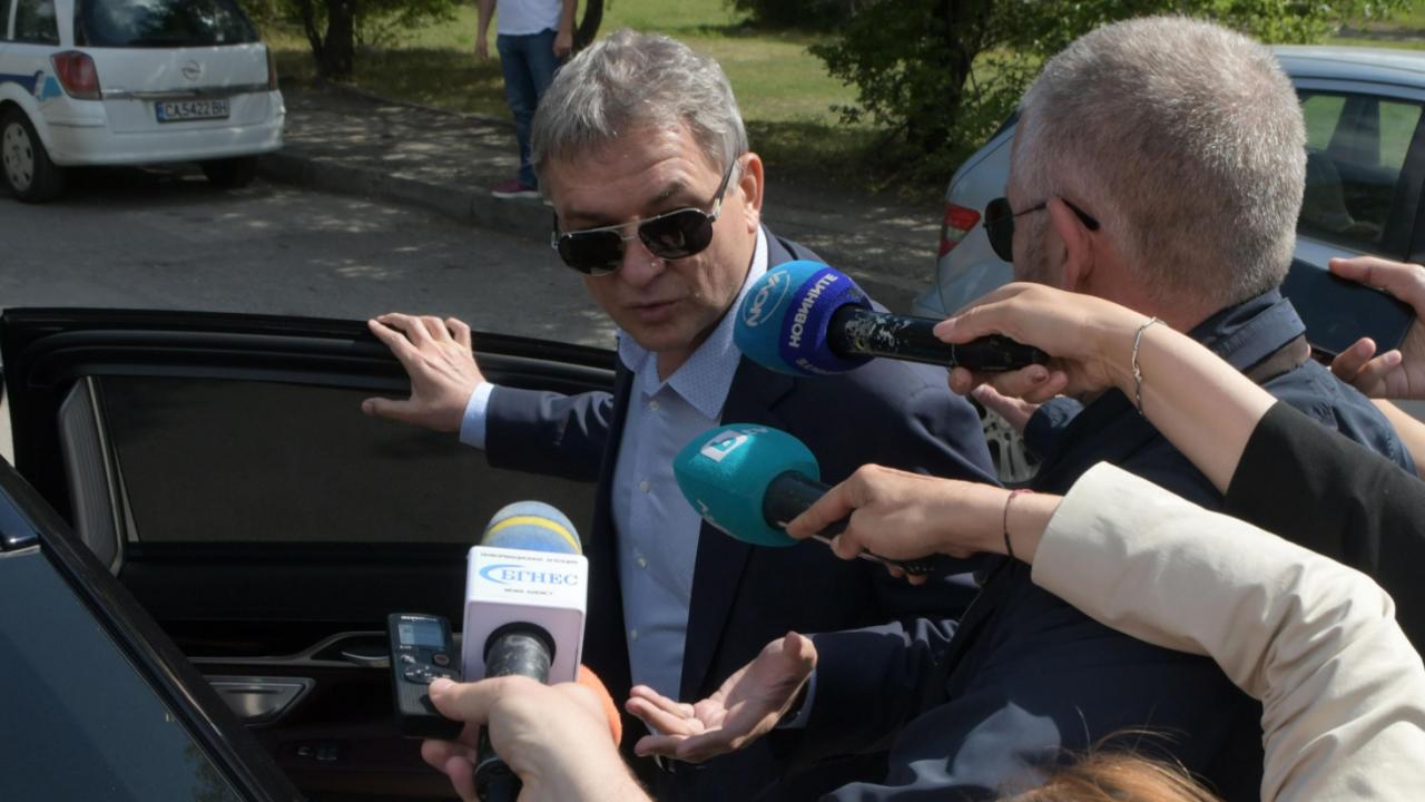 В Русе отложиха дело срещу Пламен Бобоков