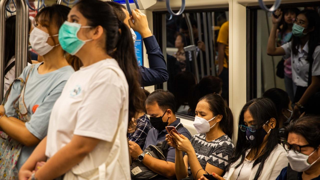 В Тайланд регистрираха най-големия дневен прираст на новозаразените от началото на пандемията