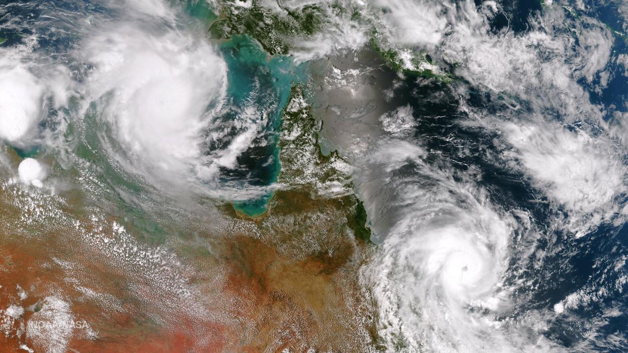 Тропически циклон нанесе щети на градове в Австралия и прекъсна електричеството на 31 500 души