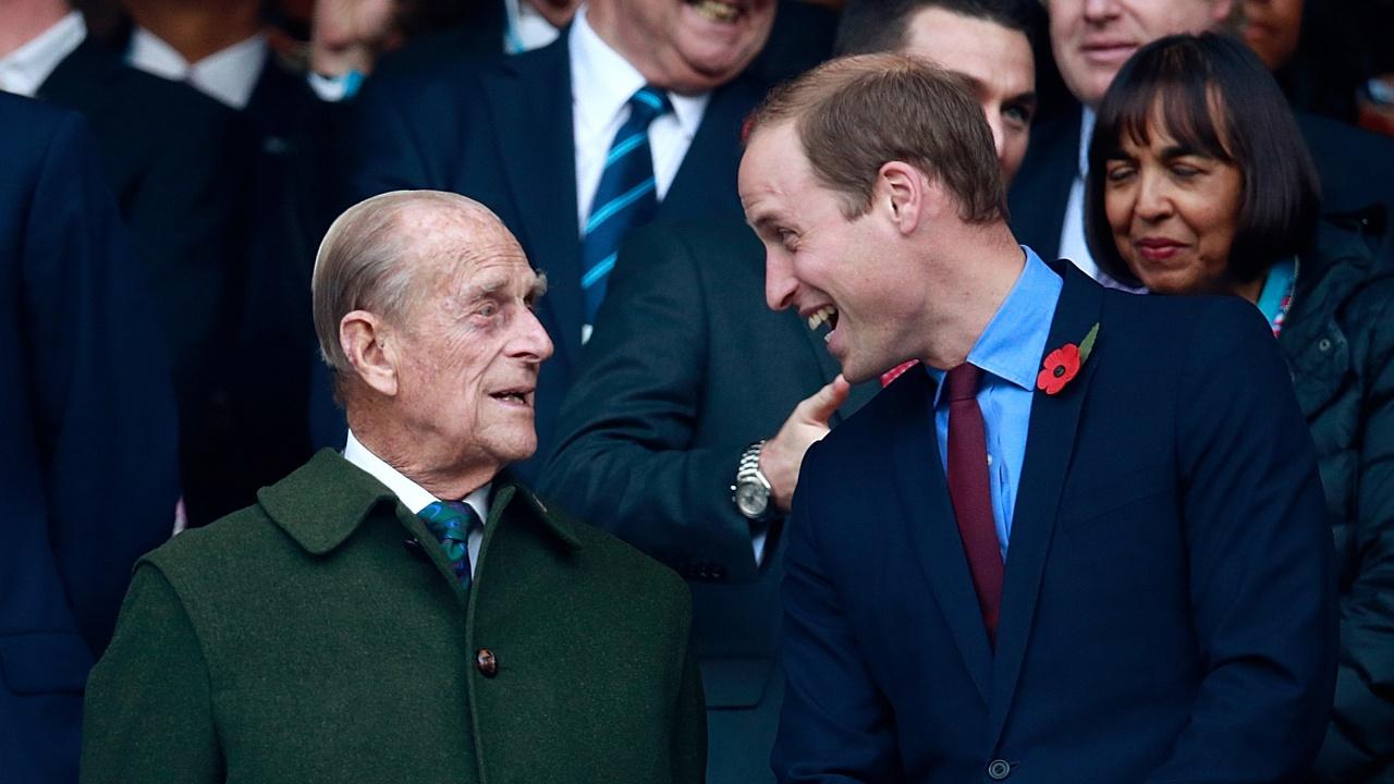 Принц Уилям отдаде почит на покойния принц Филип