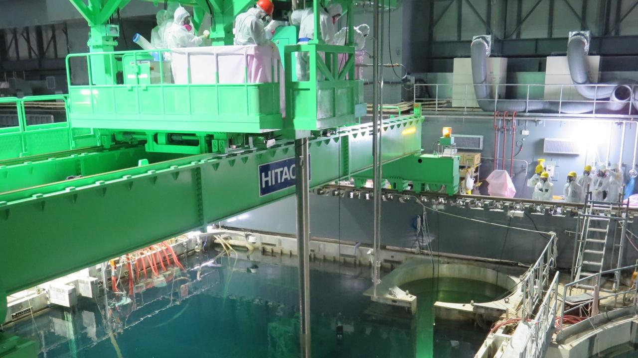 """Япония планира да излее в морето над 1 милион тона радиоактивна вода от авариралата атомна централа """"Фукушима 1"""""""