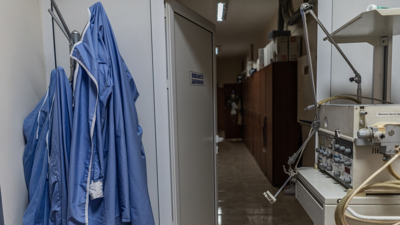 Правят COVID зона в детското отделение на пернишката болница