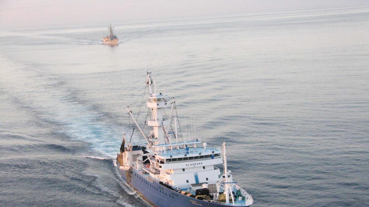 Израелски търговски кораб е бил нападнат Персийския залив