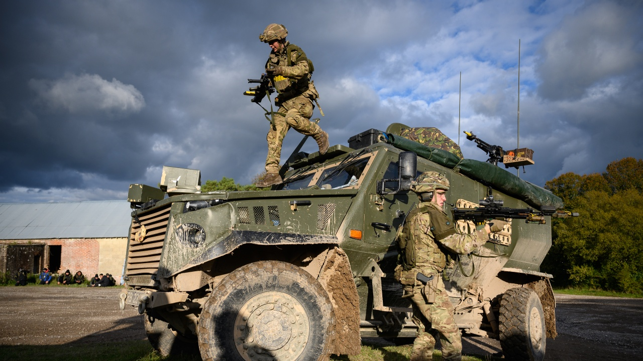 Великобритания ще изтегли почти всичките си войници от Афганистан