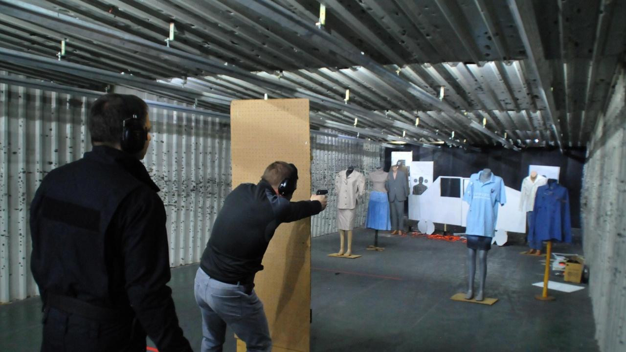 Плевен е домакин на турнир по стрелба със състезатели от МВР