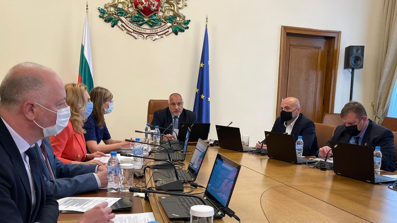 Борисов: Ще подходим отговорно към съставянето на ново правителство