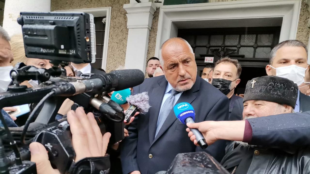 Борисов в откровен разговор за бъдещия премиер на ГЕРБ, за хейта на Слави и за прословутите чекмеджета
