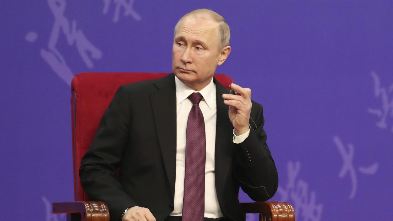 """Само """"отрицателни"""" журналисти ще отразяват Путин"""