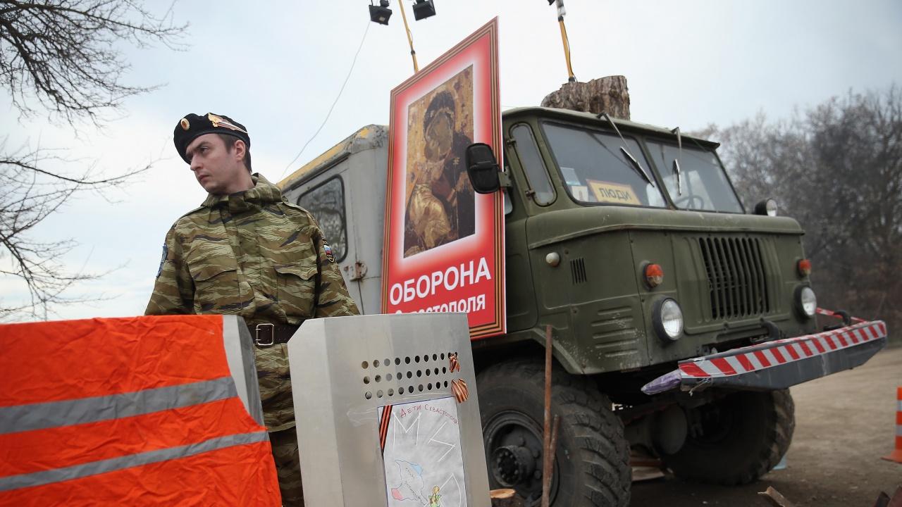 Русия разполага ядрено оръжие на границата с Украйна?