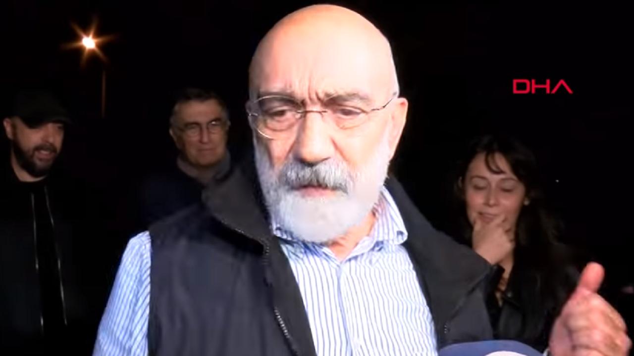 Оправдаха журналиста Ахмет Алтан по обвиненията за подпомагане на ФЕТО