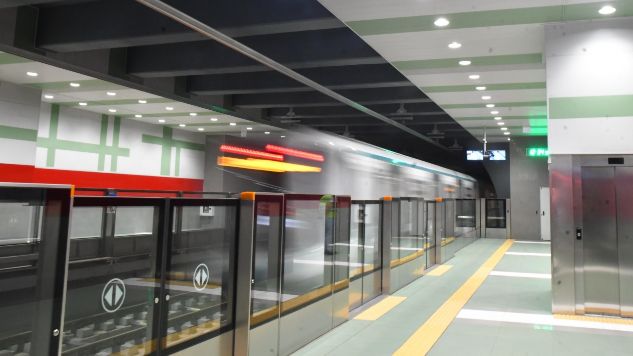 Вижте как изглеждат новите метростанции и важни детайли за работата им