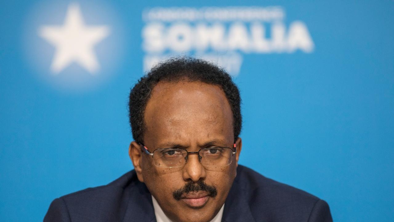 Сомалийският президент подписа закон, продължаващ мандата му с още две години