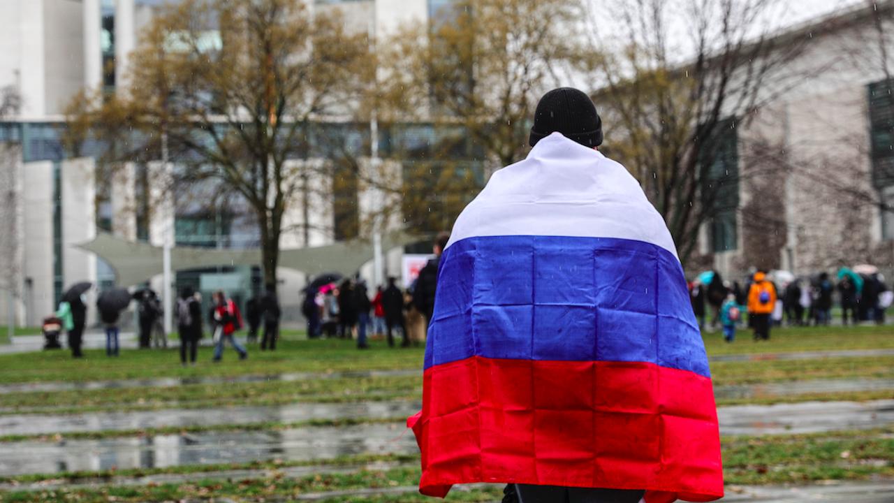 Протести в Москва след арестуването на млади журналисти
