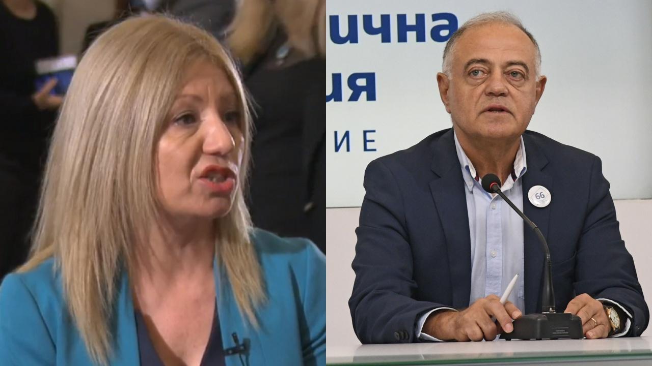 ДБ няма да подкрепи мандат на ГЕРБ, БСП и ДПС. Ген. Атанасов нямал връзка с Трифонов