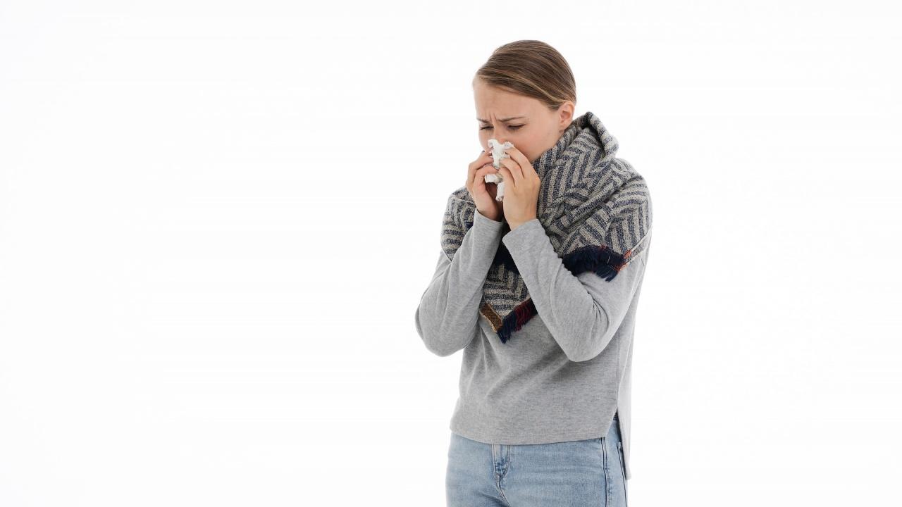 Сезонният алергичен ринит се предизвиква от тичинковия прашец