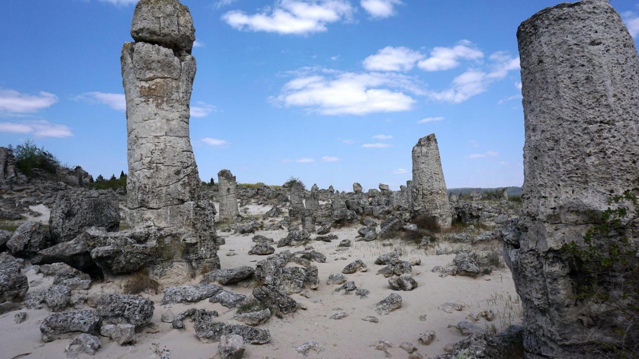 Къде се намира единствената пустиня в България