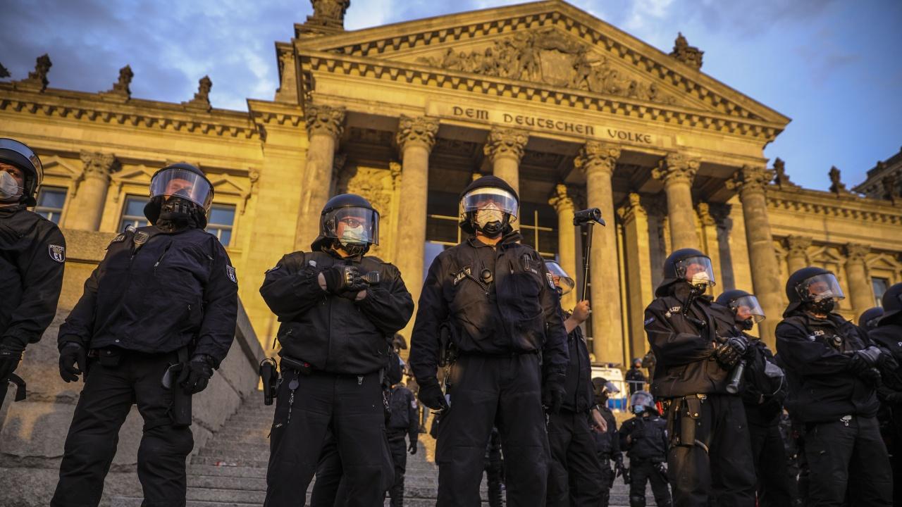 Престъпността в Германия е спаднала през първата година на пандемията