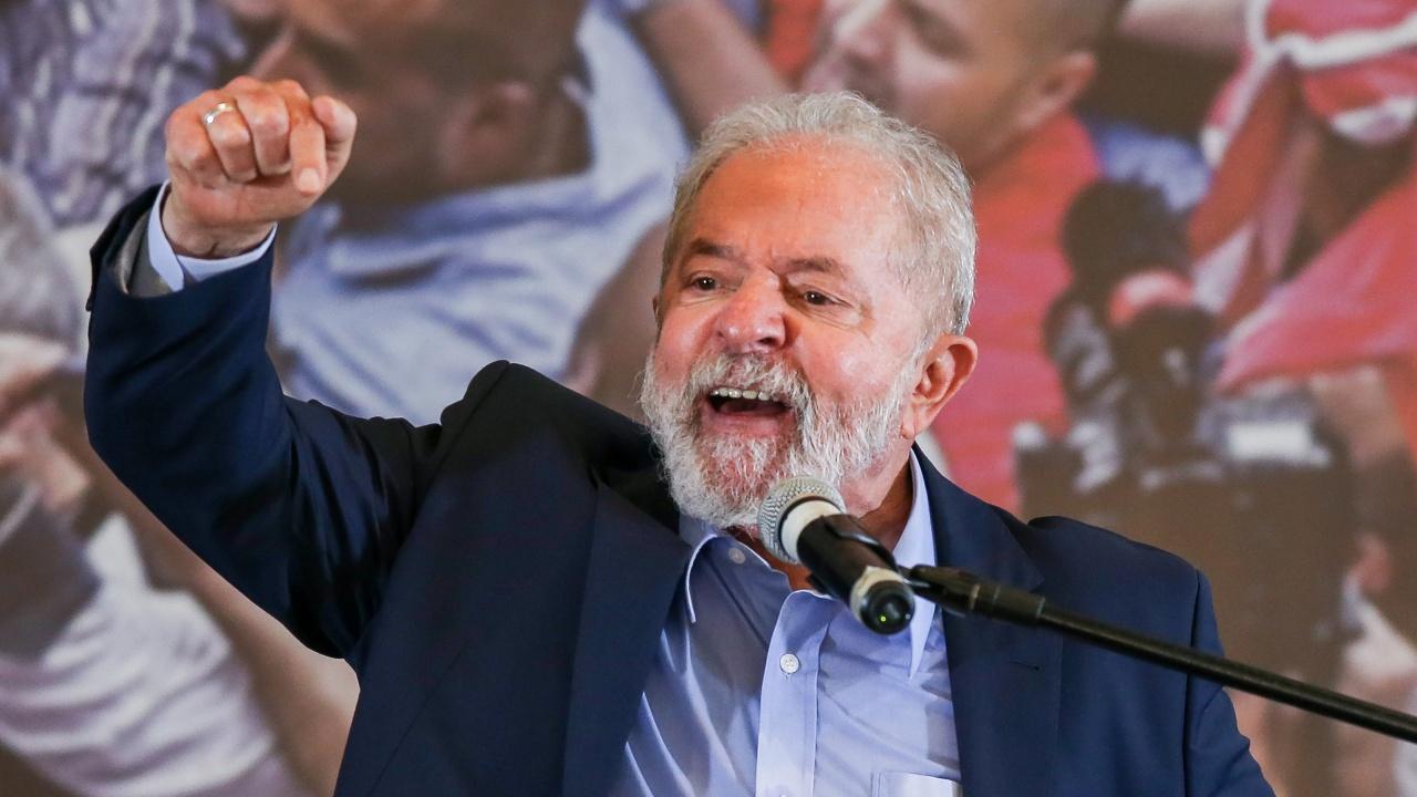 Лула да Силва вече е кандидат за президент на Бразилия