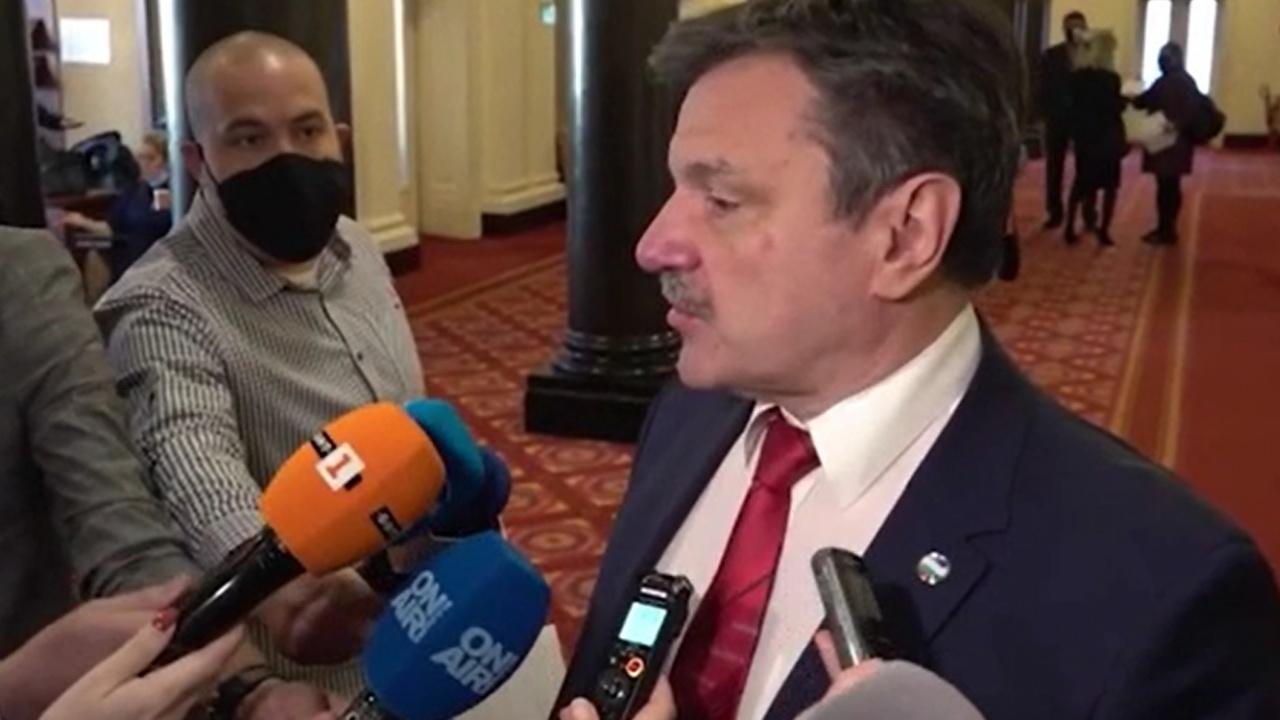 Д-р Симидчиев: Изненада е разпускането на НОЩ
